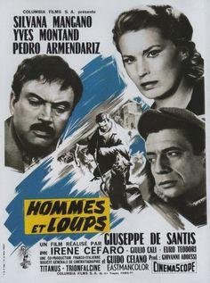 Hommes et Loups - film 1956