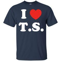 Taylor Swift T shirts I Love T.S Hoodies Sweatshirts