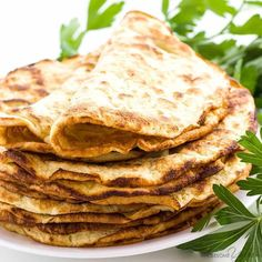 Low Carb Paleo Tortillas Recipe with Coconut Flour Ingredients) - If you're looking for easy coconut flour recipes, try paleo low carb tortillas with coconut flour. Make these keto paleo coconut wraps w/just 3 ingredients! Ketogenic Recipes, Ketogenic Diet, Paleo Recipes, Mexican Food Recipes, Low Carb Recipes, Cooking Recipes, Bread Recipes, Dukan Diet, Cooking Games