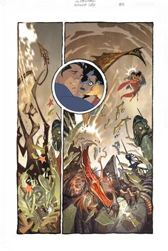 Infinite City, alternate by CarlosMeglia on DeviantArt Art Direction, Storyboard, Graphic Novel Art, Illustration, Comic Covers, Graphic Novel, Art, Art Reference, Digital Artist