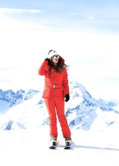 La semaine dernière, je suis partie quelques jours au ski, dans les Alpes et plus précisément aux 2 Alpes. Cela faisait plus de dix ans que je n'avais pas skier, j'avais quelques appréh…