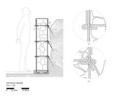 Galería de Mirador Asomo al Vacío: un espacio de contemplación hecho de gaviones - 36