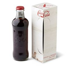 original Coca-Cola Hutchinson bottle