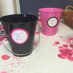 Gift pails
