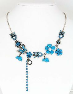 Swarovski Crystals Necklace with Butterfly and Flowers Tapp Collections, http://www.amazon.com/dp/B00363QHZ0/ref=cm_sw_r_pi_dp_Gomirb1NWKFDA