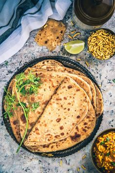 Addition of Ajwain in your regular paratha takes it a notch higher taste wise and also health wise. Make it for breakfast, lunch or dinner and pair with tea, pickle, dry sabzi or any Indian curry.