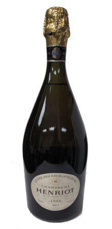 Champagne Henriot, Cuvee des Enchanteleurs 1996   I   Dessert