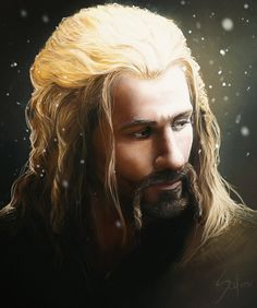 Fili      I can't wait to see the last part of the Hobbit, but… but… *cries*.    More works there and step by step video c:.