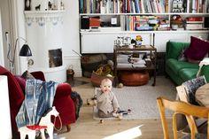 Att vilja vara med fina kvinnor och ligga på golv och äta ost | Elsa Billgren