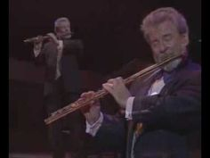 James Galway playing   Danny Bo~ one of my very favorites