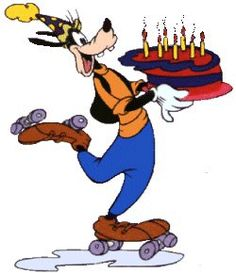 goofy birthday