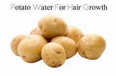 Potato Water For Hair Growth - A Scalp And Hair Recipe  Read the article here - http://www.blackhairinformation.com/growth/hair-growth/potato-water-for-hair-growth-a-scalp-and-hair-recipe/