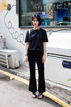 Street Style Song Euisun, Seoul