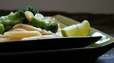 What's For Lunch Honey?   Experience Your Senses: Penne with Broccoli and Coconut Milk