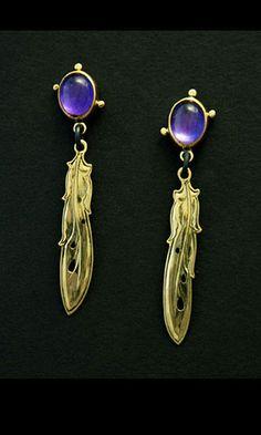 Earrings / Kit Carson, AZ, USA