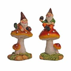 Terracotta Modern Gnome Garden Ornament In Green Garden Ornaments U0026  Accessories #gardening #nature Www.gardens2you.co.uk | Pinterest | Garden  Ornaments And ... Images