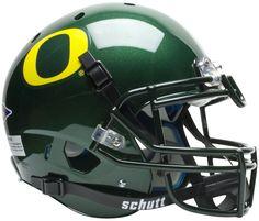 Oregon Ducks Authentic Schutt XP Full Size Helmet