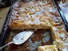 Beste Kuchen: Apfelkuchen mit Vanille - Schmand