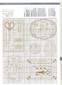 Gallery.ru / Фото #32 - Point de Croix Magazine 65 Tematique_Сентябрь 2015 - velvetstreak