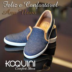Onda #jeans forte em todos os estilos marcando presença na coleção #marinamello #koquini #comfortshoes #euquero