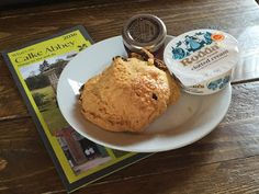 4.5 out of 5 for the Calke Abbey scone!