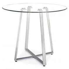 Check out the Zuo 601102 Lemon Drop Counter Table