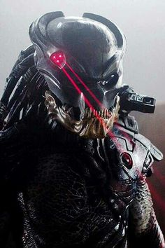 The Berserker Predator aka Mr.Black