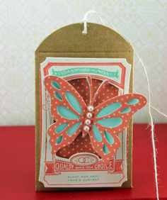 Tag, garden variety, seed packet