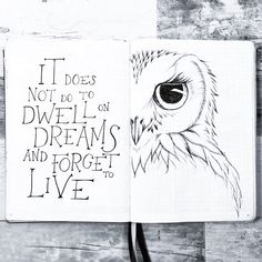 Amazing Harry Potter Bullet Journal Ideas and Inspiration! Cover pages, habit trackers, weekly logs and more. Plus free printable Harry Potter stickers! Photo Harry Potter, Arte Do Harry Potter, Theme Harry Potter, Harry Potter Drawings, Bullet Journal Quotes, Bullet Journal Mood, Bullet Journal Themes, Bullet Journal Inspiration, Bullet Journal Graphics