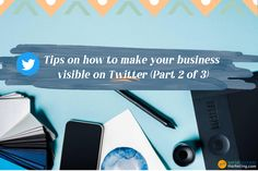 How to tips on making your brand visible on Twitter. Twitter For Business, Success, Make It Yourself, Marketing, Tips, How To Make, Counseling