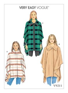 V9211 | Vogue Patterns | Sewing Patterns