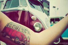 Vw's tattoo !