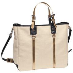 Sac shopping - Enjoy Gold - Sacs - Longchamp - Platine - Longchamp België/Belgique