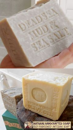 30 Days Bath and Body Best Beauty Natural Products – Homemade Soap Olive Oil Soap, Organic Soap, Moisturizer For Dry Skin, Dead Sea, Cold Process Soap, Home Made Soap, Diy Skin Care, Skin Products, Natural Products