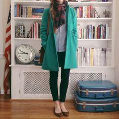 @sarah allen this coat is your life