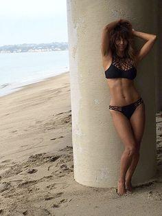 Halle Berry Looks Flawless in a Bikini at 50…                              …
