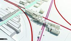 New Project: Train Pavillion | Visualizing Architecture