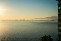 Smog over Vancouver