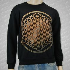 Sempiternal Black Crewneck : MerchNOW