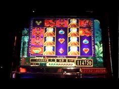 Max Progressive Slot Machine Jackpot video on Hammurabi at Sands