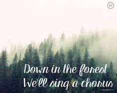 Twenty One Pilots Forest