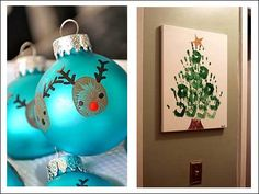 ornaments are perfect so send home and tree would make a great classroom decotation