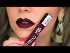 DIY: Batom Matte com Maizena - YouTube
