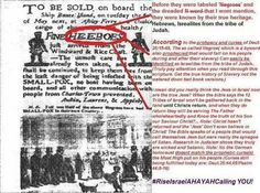 Fine heeboes = Hebrews, Hebrew Israelites. ~ Before the satanic owned and run institution of media spread intentional lies about culture and nations of people, the entire world knew the TRUE HEBREWS were black and WE STILL ARE!