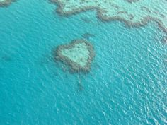 A heart Shapped Great Barrier Reef Queensland 060f87e9722