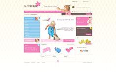 pink web design - #web #design
