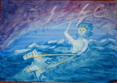 fifth grade paintings waldorf - Google Search