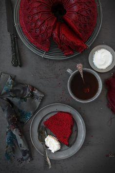 Red Velvet Bundt Cake | Food & Cook