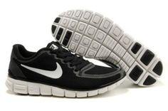 brand new 20366 845cb com cheap nike shoes Nike Free Black White Men s Shoes