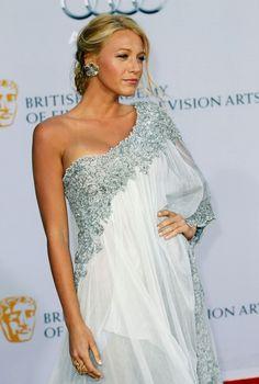 Blake Lively Photos - BAFTA Royal Event Arrivals - Zimbio